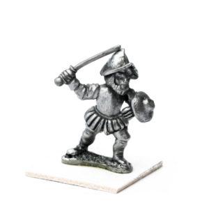 Spanish Sword & Buckler