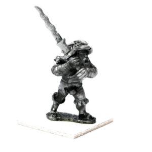 Landsknecht, 2 handed sword