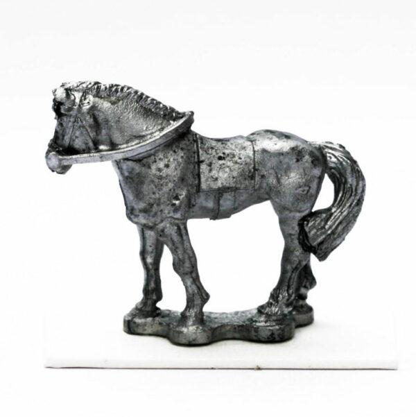 Cavalry, Horse standing