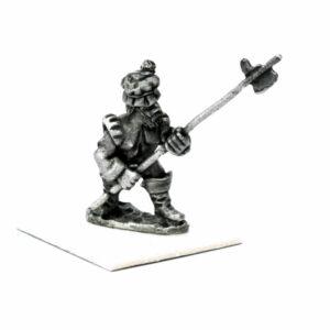 Dwarf Halberdier