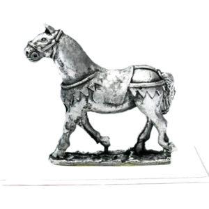 Cavalry Horse walking