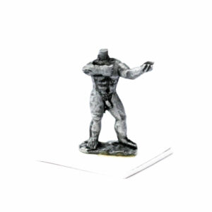 Nude crossbowman
