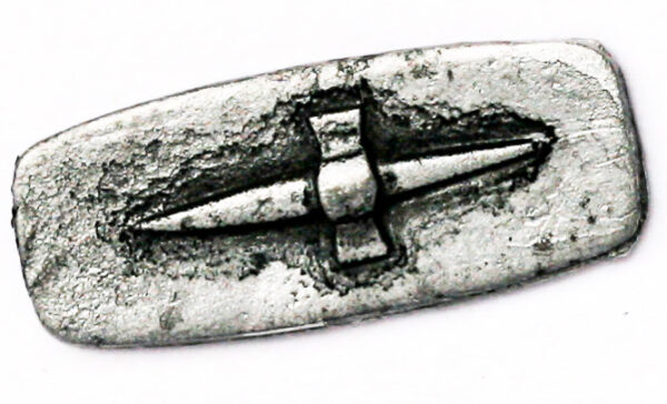 Gallic rectangular shield