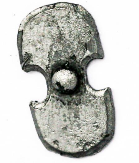 Achaemenid shield