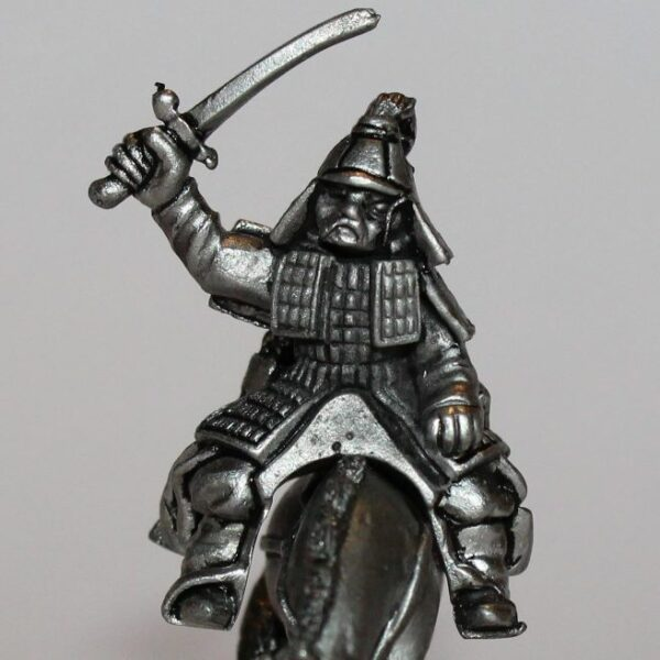 Armoured Cavalry with sword
