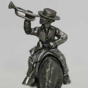 Confederate bugler