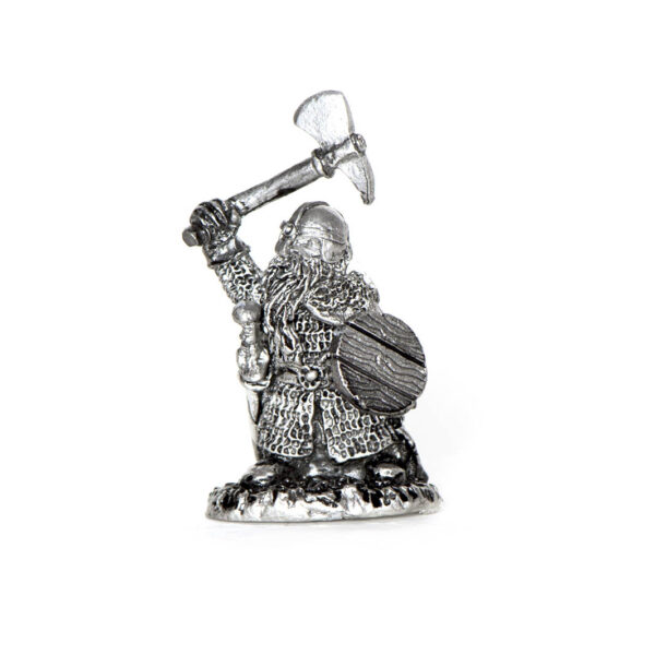 Dwarf with Axe