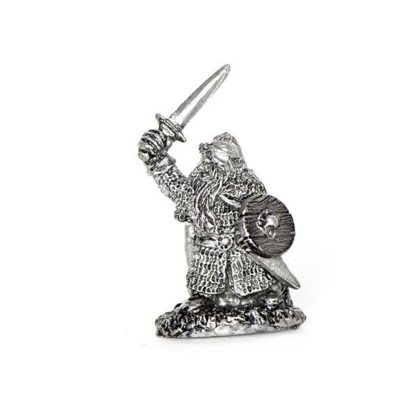 Dwarf with sword