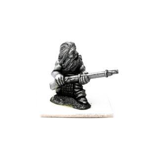 Dwarf with Musket