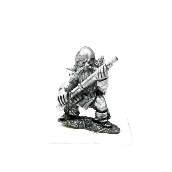 Dwarf with Musket