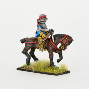 Mounted Burgundian crossbowman
