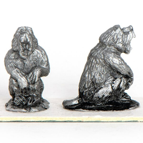 2 Baboons