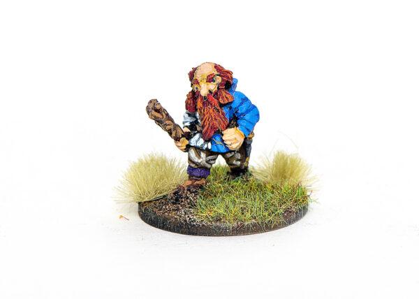 Dwarf with Club