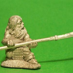 Samurai Dwarf, Naginata