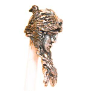 Helmet, Lion Skin