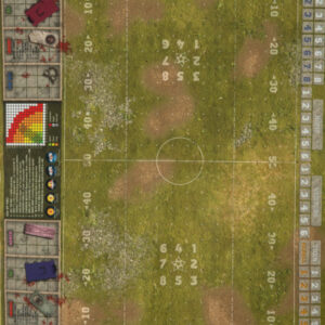 Blood bowl pitch