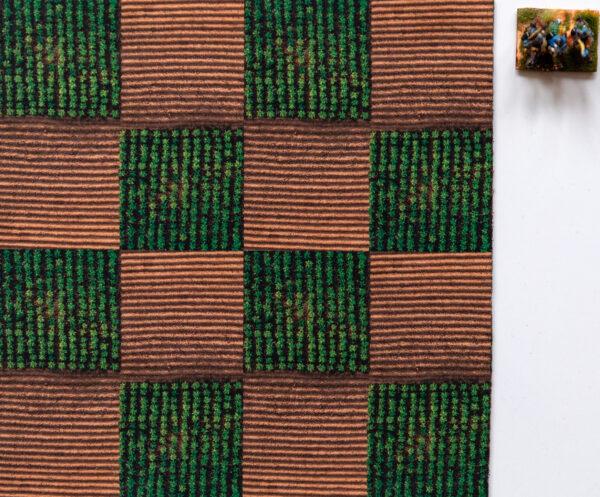 Field, Chequer board