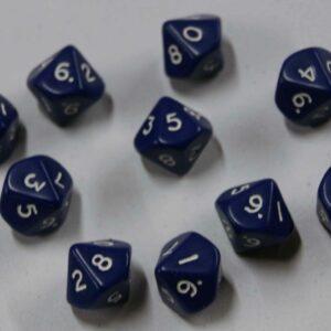 10 blue d10