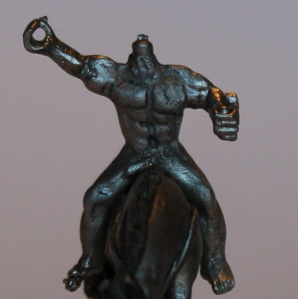 Nude Cavalryman