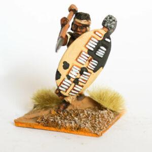 Zulu Stabbing overarm