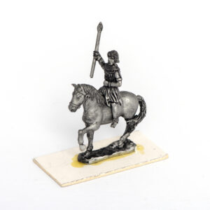 mounted scout, javelin