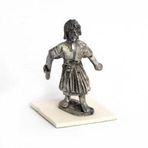 Royal guard with javelin